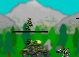 20+ Halo Flash Game PNG